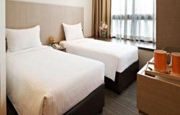 Singapore Tour Aqueen Hotel Lavender