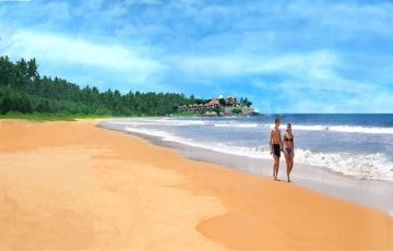 Stay in Colombo & Bentota