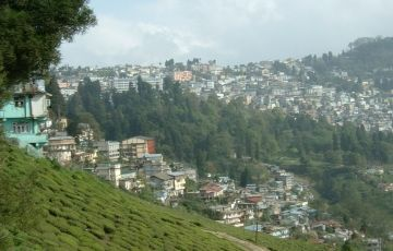 The Beauty of Kalimpong