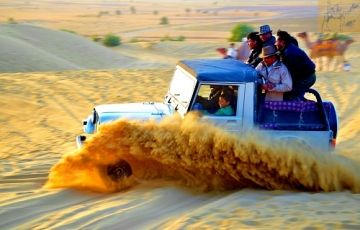 Jaislamer Desert Safari with The Kafila Holidays