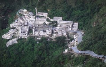 Vaishno Devi With Kashmir 8 Night / 9 Days