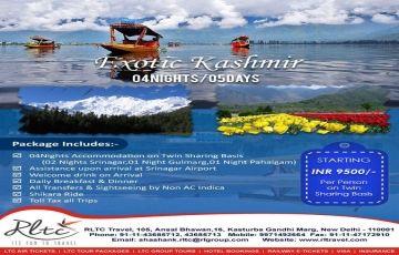 Treasures Of Kashmir Tour