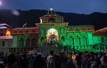 Chardham Yatra with Helicopter