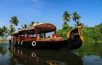 Kerala with Kanyakumari 8 Nights / 9 Days