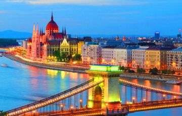 Holidays In Central Europe