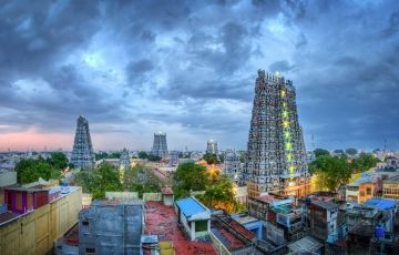 Temple Tour South India Tour Packages