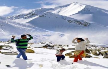 Beautiful Himachal with Chandigarh