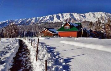 AMAZING KASHMIR TOUR PACKAGE 7 Night / 8 Days