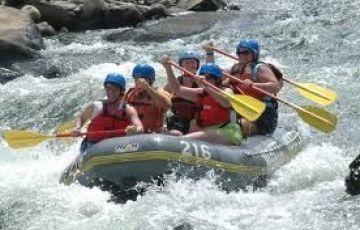 Enchanting Rishikesh with Rafting