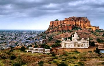 Colours of Rajasthan – Gold Package