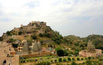 Mountains & Desert of Rajasthan