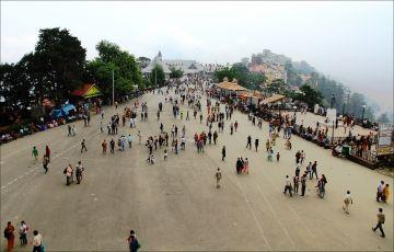 Honeymoon Tour Shimla to Manali