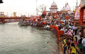 Delhi to Haridwar Rishikesh Same Day Tour