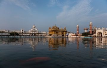 Golden Triangle Tour - Amritsar, Agra and Jaipur