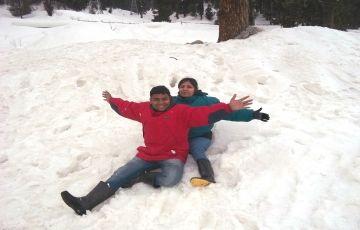 Honeymoon Package Kashmir to Pahalgam Tour
