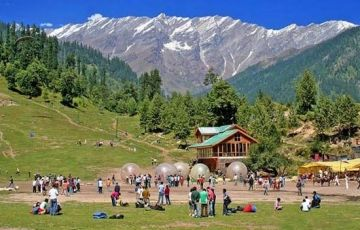 Shimla to Chandigarh Tour Package