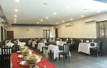 Welcome to hotel krishna park