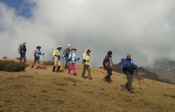 Trekking Tour In Dharamshala