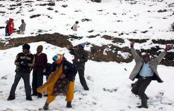 Pathankot to Shimla Tour