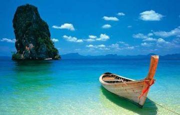Phuket & Krabi Excotic Beaches