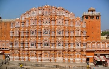 Golden Triangle with Jaipur Agra and Kashi