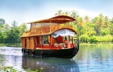 Kashmir Houseboat Packages