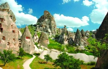 Best Cappadocia Tour from Istanbul
