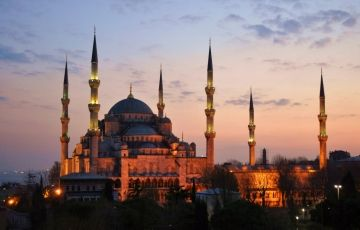 Explore Turkey Group Tour