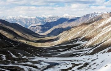 Journey To Leh Tour