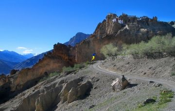 Lahaul Spiti And Manali tour Package