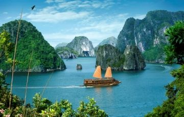 Vietnam North To South Tour