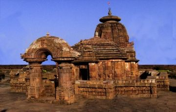 Golden Triangle Of Odisha Package