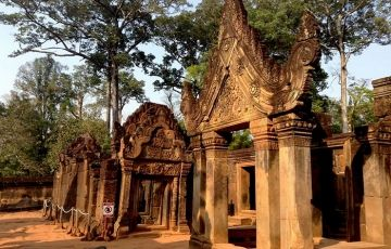Siem Reap Discovery Tour Package 6D/5N