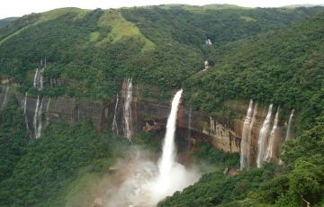 Kaziranga, Shillong & Guwahati Tour - 07 Days