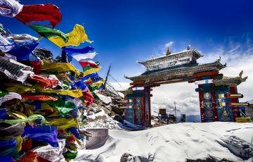 Shillong, Tezpur, Dirang & Tawang Pacakge - 09 Days
