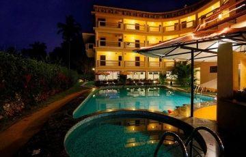 Goa 3 star Resort 30% Off