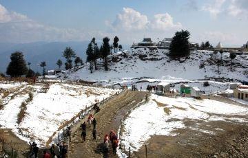 Shimla, Manali & Chandigarh Pacakge