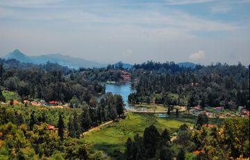 Mysore To Kodaikanal Tour Package