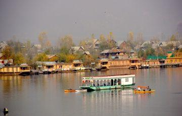peaceful Kashmir Package