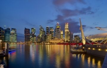 Singapore & Bali 5 Nights / 6 Days