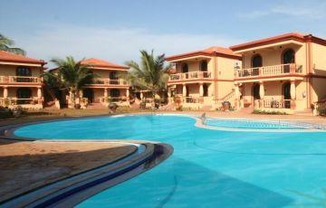 Go Goa- Resort Terra Paraiso, Gauravvaddo