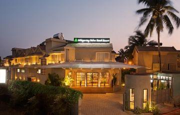Go Goa-Whispering Woods, Anjuna Beach