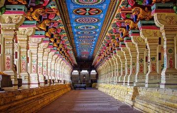 Tamil Nadu Pilgrimage Tour Package