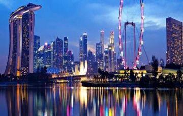 Singapore - Malaysia Honeymoon Cruise Package
