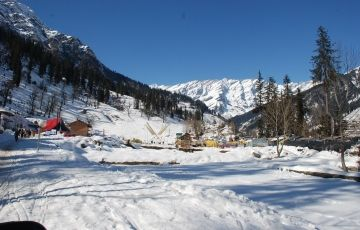 Chandigarh - Shimla - Manali - Dalhousie - Pathankot Tour
