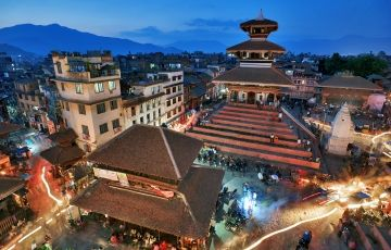 Classic India and Nepal Tour