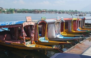 Glimpses Kashmir Tour