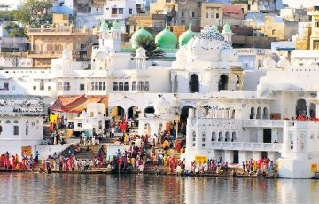 Jewels Of Rajasthan 6Nights / 7Days Package