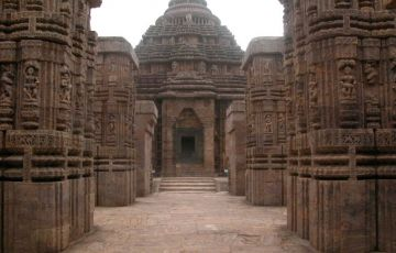 Romantic Konark Puri Tour