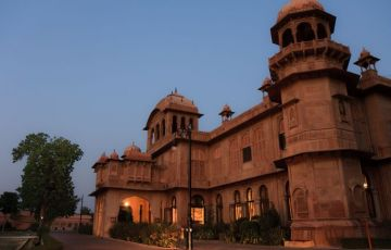 Samode Places With Golden Triangle Tour